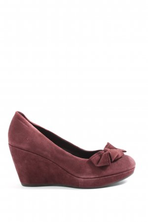 Vagabond Keil-Pumps pink Casual-Look