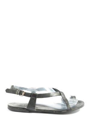 Vagabond Comfort Sandals black casual look