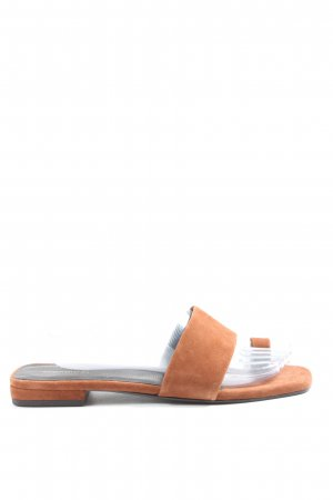 Vagabond Komfort-Sandalen braun Casual-Look