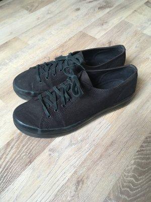 Vagabond Peggy Platform Sneaker schwarz/black