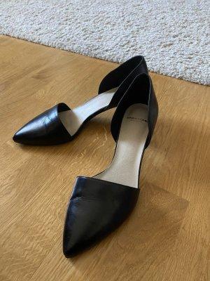 Vagabond Classic Court Shoe black