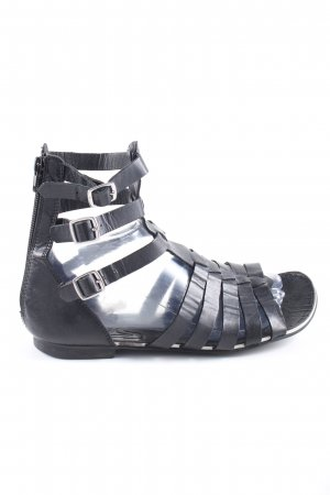 Vagabond Roman Sandals black casual look