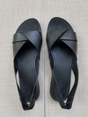 Vagabond Comfort Sandals black leather