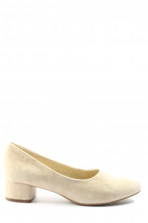 Vagabond Loafer crema stile casual
