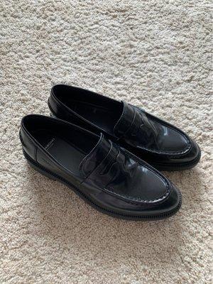 Vagabond Moccasins black