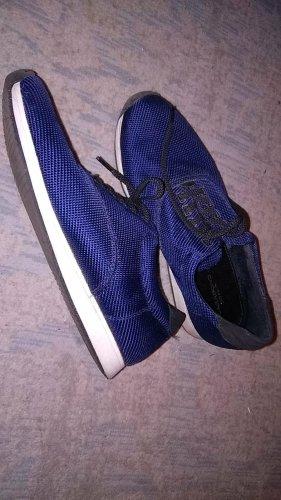 vagabond sneaker dkl blau 37