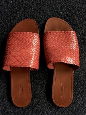 Vagabond Sandalo con cinturino multicolore Pelle