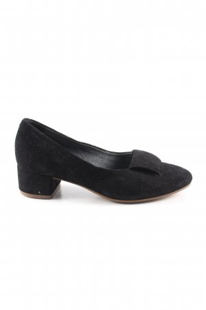 Vagabond Backless Pumps black business style