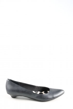 Vagabond Spitz-Pumps schwarz Business-Look