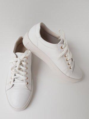Vagabond Lace-Up Sneaker white