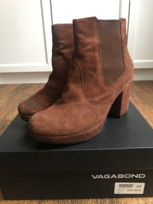 Vagabond  Stiefeletten Chelsea-Boots Rost 37