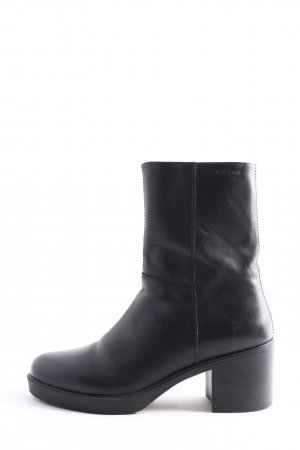 Vagabond Winterstiefel schwarz Business-Look