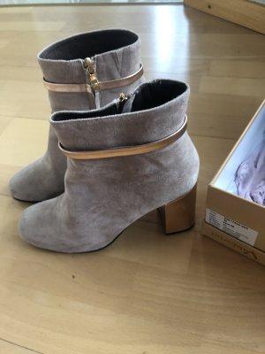 Valdorini Winter boots grijs-lichtblauw