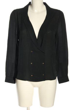 Valentine Gauthier Silk Blouse black casual look