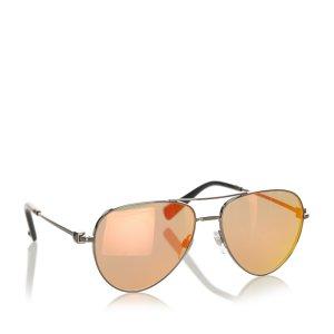 Valentino Gafas de sol color oro metal