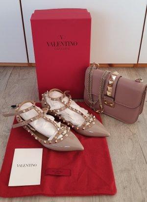 Valentino Ballerinas im Full Set Gr. 37