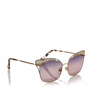 Valentino Gafas de sol rosa metal