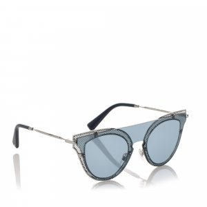 Valentino Cat Eye Tinted Sunglasses