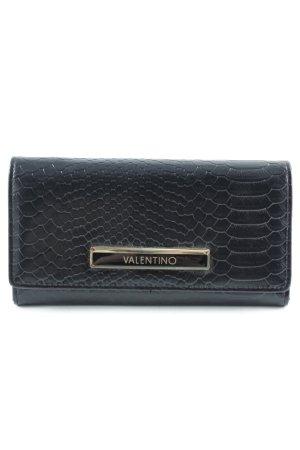 Valentino Clutch schwarz Elegant