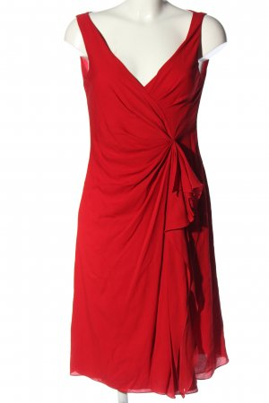 Valentino Cocktailkleid rot Casual-Look