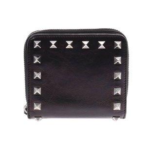 Valentino Wallet black leather