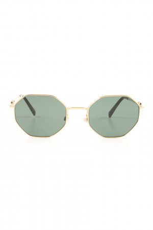 """Valentino Retro Brille """"0VA2040 300271 Woman Sunglasses"""" creme"""