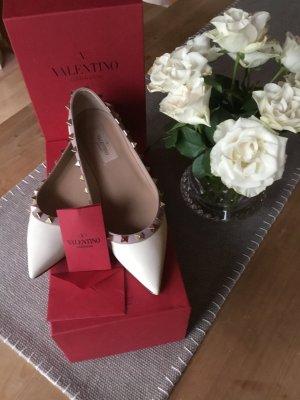 Valentino Garavani  Ballerina Größe 36,5 Neuwertig & Original