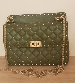 Valentino Handbags Borsa a tracolla beige-grigio-verde