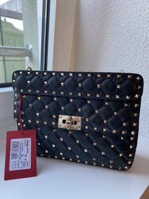 Valentino Garavani Rockstud Spike Leder Handtasche