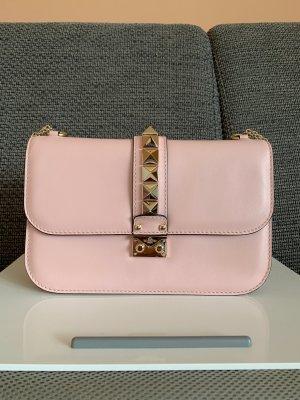 Valentino Garavani Rockstud Tasche Medium Rosa