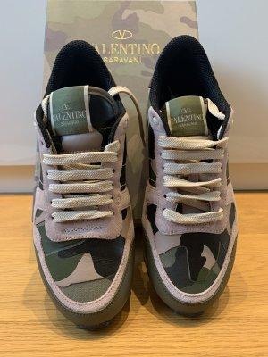 Valentino Garavani Sneaker slip-on multicolore