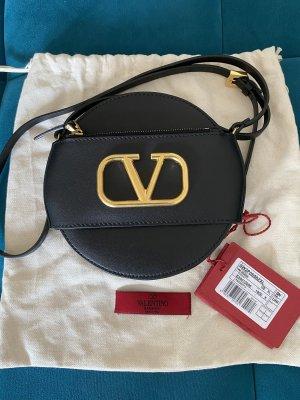 Valentino Garavani Vlogo Mini Circular Crossbody Bag