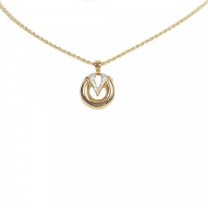 Valentino Necklace gold-colored metal