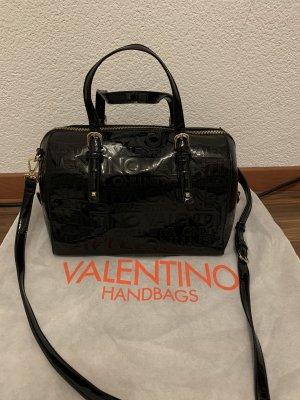 Mario Valentino Bolso barrel negro