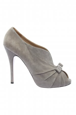 Valentino High Heels hellgrau Casual-Look