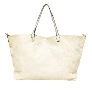 Valentino Tote white leather