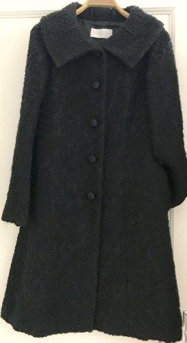 Valentino Cappotto in lana nero