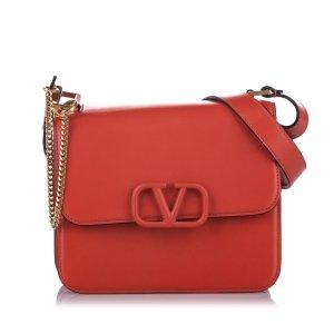 Valentino Medium VSling Leather Crossbody Bag