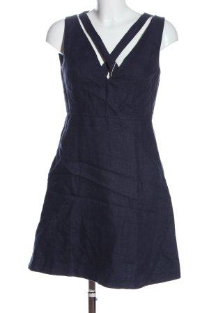 Valentino Minikleid blau Casual-Look