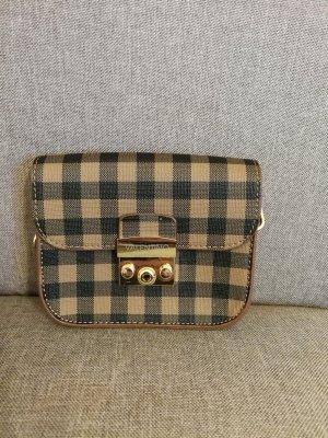 Valentino Mini sac gris brun