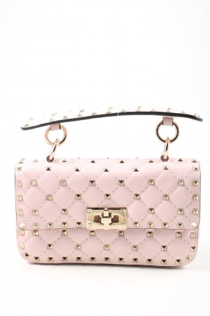 "Valentino Borsetta mini ""Medium Rockstud Crossbody"" rosa"