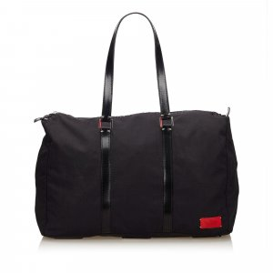 Valentino Nylon Boston Bag