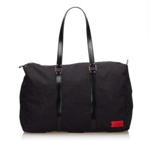 Valentino Travel Bag black nylon