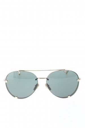 "Valentino Aviator Glasses ""METALL WOMEN SONNE PALE"""