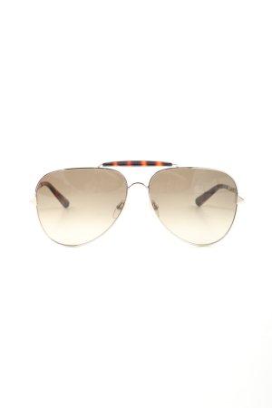 Valentino Aviator Glasses multicolored casual look