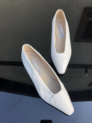 Valentino Décolleté Mary Jane bianco