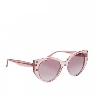 Valentino Rockstud Cat Eye Tinted Sunglasses