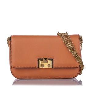 Valentino Rockstud Glam Lock Crossbody Bag