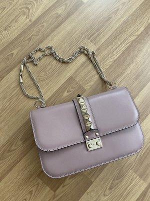 Valentino Rockstud medium puder / rosa wie neu