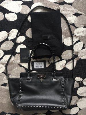 Valentino Rockstud Noir Tasche Handtasche Small